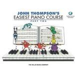 John Thompson's Easiest Piano Course - Part 2 - Book/Audio: Part 2 - Book/Audio [With CD (Audio)] (, 2004)